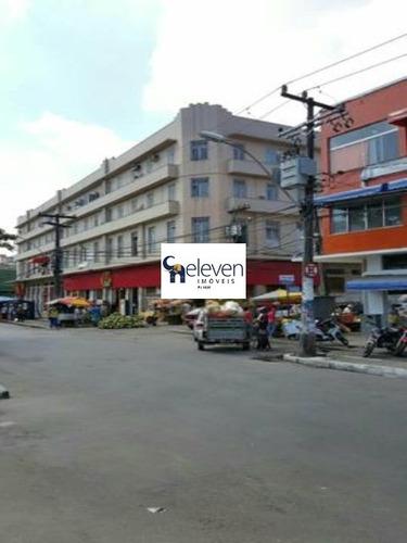 vende um andar no prédio situado na calçada, salvador com 1.230 m² - sa00104 - 33121048