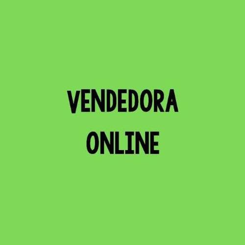 vendedora on-line