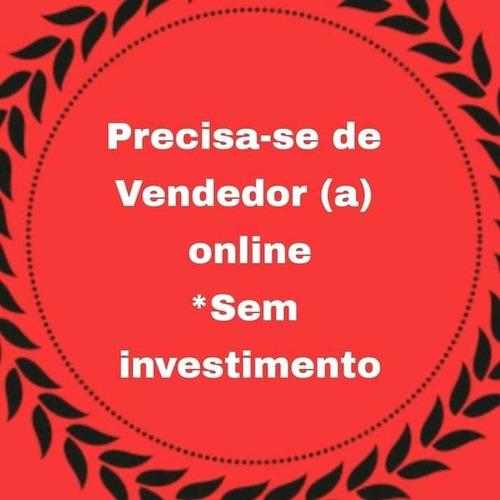 vendedora online