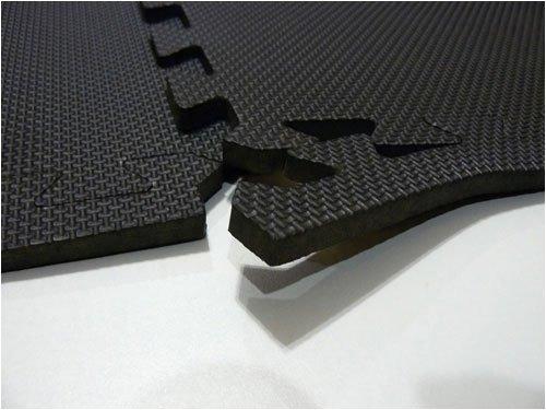 vendemos alfombras de espuma de 144 pies cuadrados, carbón