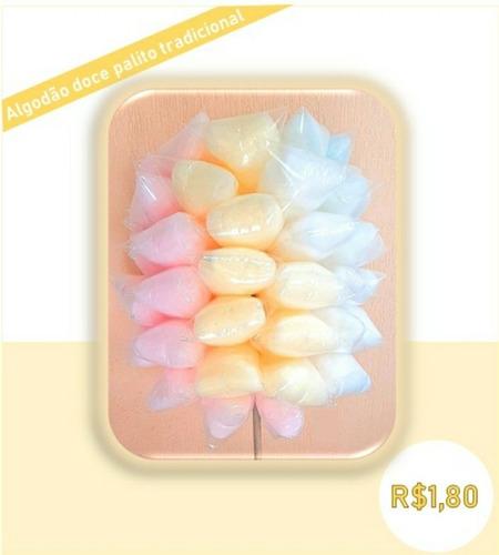 vendemos algodão doce em niterói