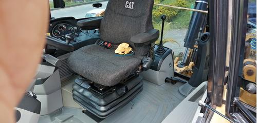 vendemos retrocargadora cat 416e, año 2014. 5.185 horas