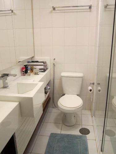 vendemos um excelente apartamento no brooklin, - ap0826