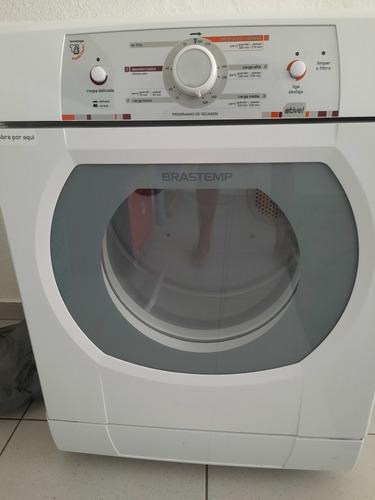 vender secadora brastemp 10 kg ou posso trocar por uma lavad