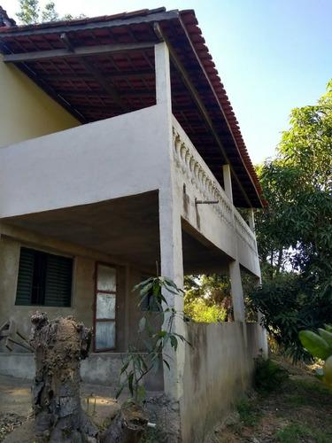 vende/troca chácara 18.000 m² c/ casa 6 cômodos em itú