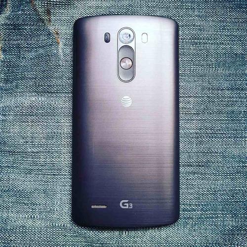 vendí lg g3 de 32 gb 4g