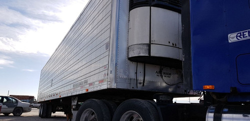 ¡vendida! caja refrigerada 53' carrier 2003 utility
