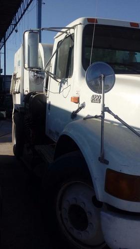 vendida!! camión barredora aspiradora tymco precio neto