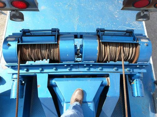 vendida!! grua arrastre salvamento extrapesado nrc 30 ton
