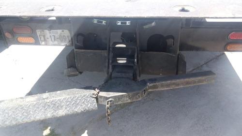 ¡¡vendida!! grúa de plataforma charola sin motor precio neto
