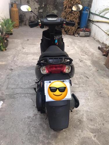 vendida!!!! hermosa motoneta italika w150 2018