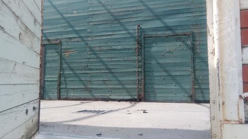 vendida! jaula de redilas ferbus 3 ejes susp aire 2012 neto