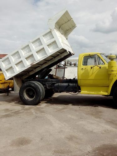 vendido!!! camion rabon marca dodge 1981 standar 7 mt3