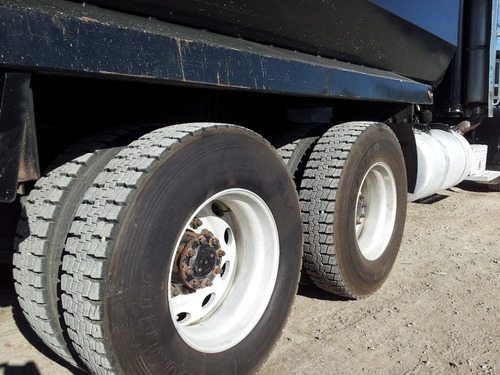 vendido!!! camion volteo 14m3 peterbilt 378 lujo precio neto