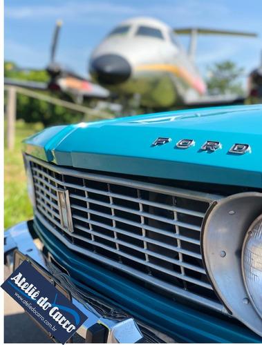 vendido - ford corcel luxo 1971 - de cinema -