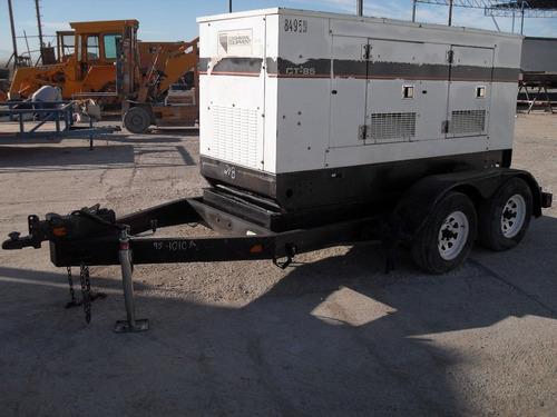 vendido!!!! generador elect silenc diesel remolq precio neto