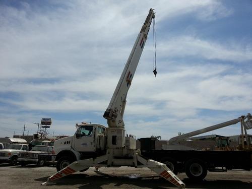 vendido!! grua titan pionner 27.5 ton solo equipo sin camion