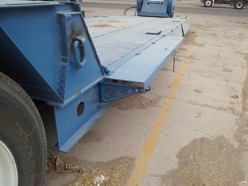 vendido! lowboy fontaine 65 toneladas hidraulico precio neto
