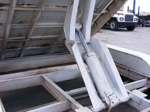 vendido! remolquito volteo hidraulico 5 ton 1997 precio neto