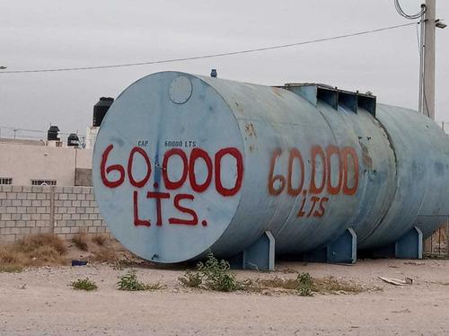 vendido tanque capacidad 60,000 lts
