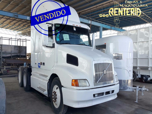 ¡vendido! tracto camión volvo 1999 cummins n14 435hp