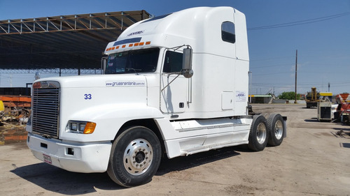 vendido!!! tractocamion freightliner fld120 cummins isx neto