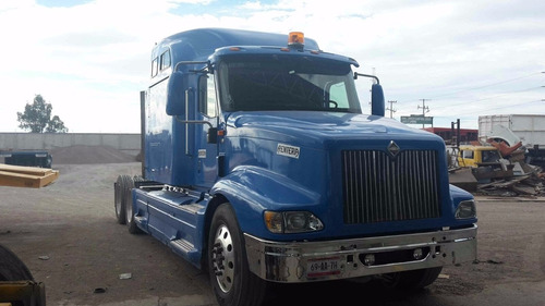 vendido !!tractocamion international i9400 isx 100% mex2006
