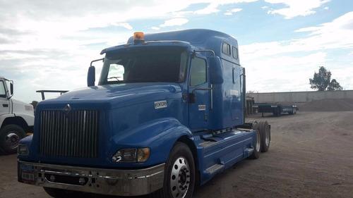 vendido !!tractocamion international i9400 isx 100% mex2006