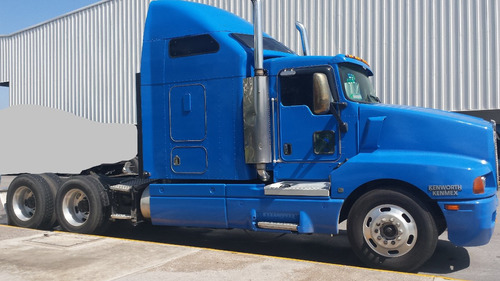 ¡vendido! tractocamion kenworth t600 isx 100% mex