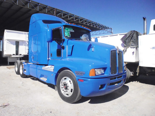 vendido!! tractocamion kenworth t600b isx 100% mex