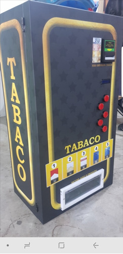 vending machine de cigarros