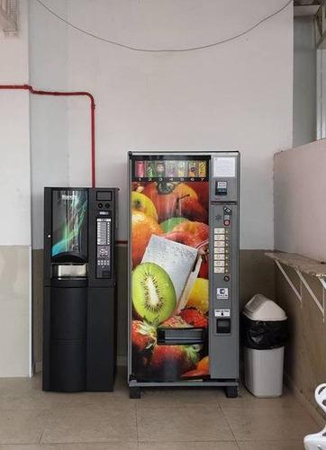 vending machine maquina bebidas