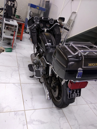 vendo 02 honda goldwing 1983, placas pretas, importadas eua