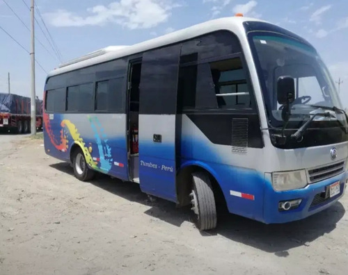 vendo 02 minibus o bus youtong 2015, higer 2011