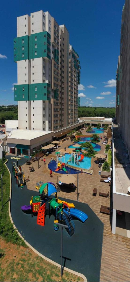 vendo 1 cota quitada - olimpia park resort enjoy