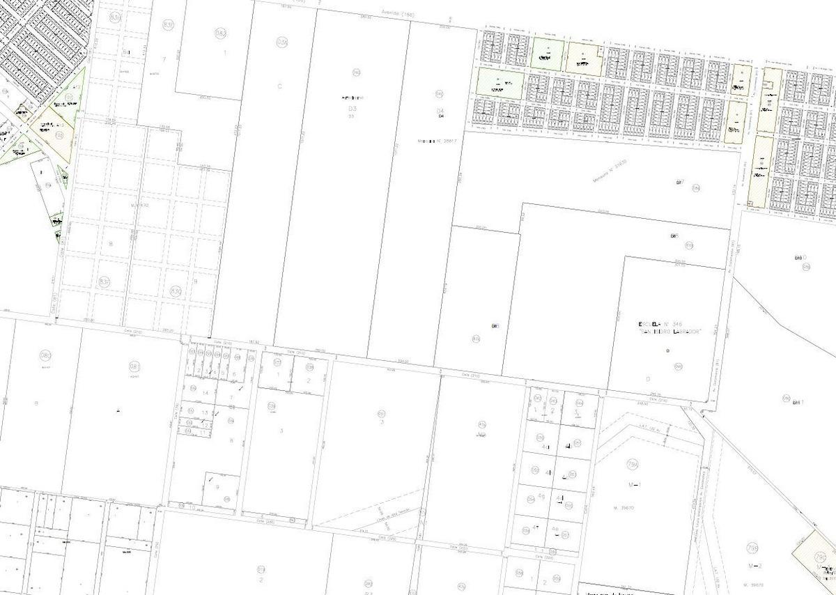 vendo 1 hectarea  inmediaciones al autodromo ( ref.#439775) lvr