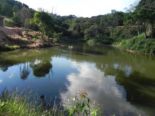 vendo 1000m² 10km de ibiúna 5km da represa