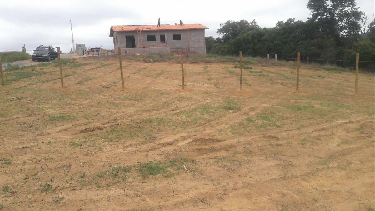 vendo 1000m² terreno plano para construção de chácara 03