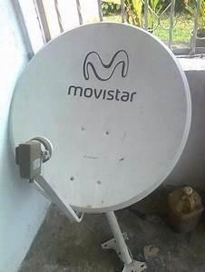 vendo 2 antenas de movistar tv