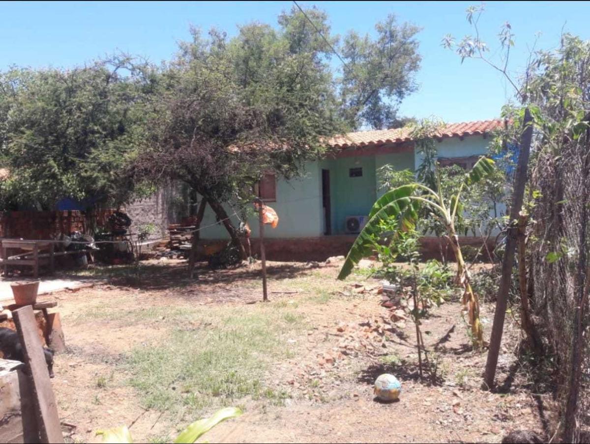 vendo 2 casas en un mismo terreno en limpio. m6009.