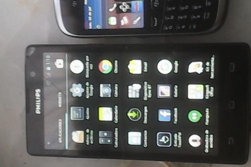 vendo 2 celulares o permuto