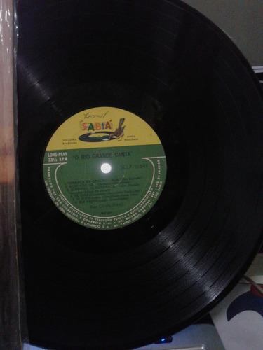 vendo 2 discos de vinil - osvaldinho e sua sanfona  -