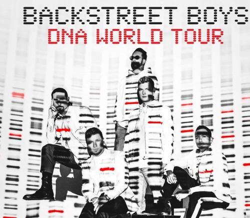 vendo 2 entradas a backstreetboys