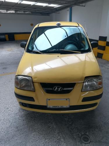 vendo 2 taxis hyundai atos a gasolina 2010 - 2011