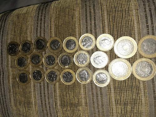 vendo 23 moedas de euro