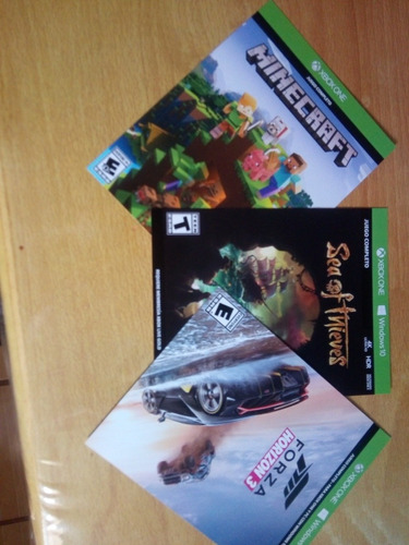 vendo 3 juegos digital de xbox one o pc w10