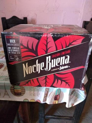 vendo 4 cajas de noche buena bohemias a 150 x cajita