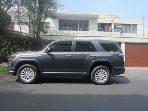 vendo 4-runner limited 2015