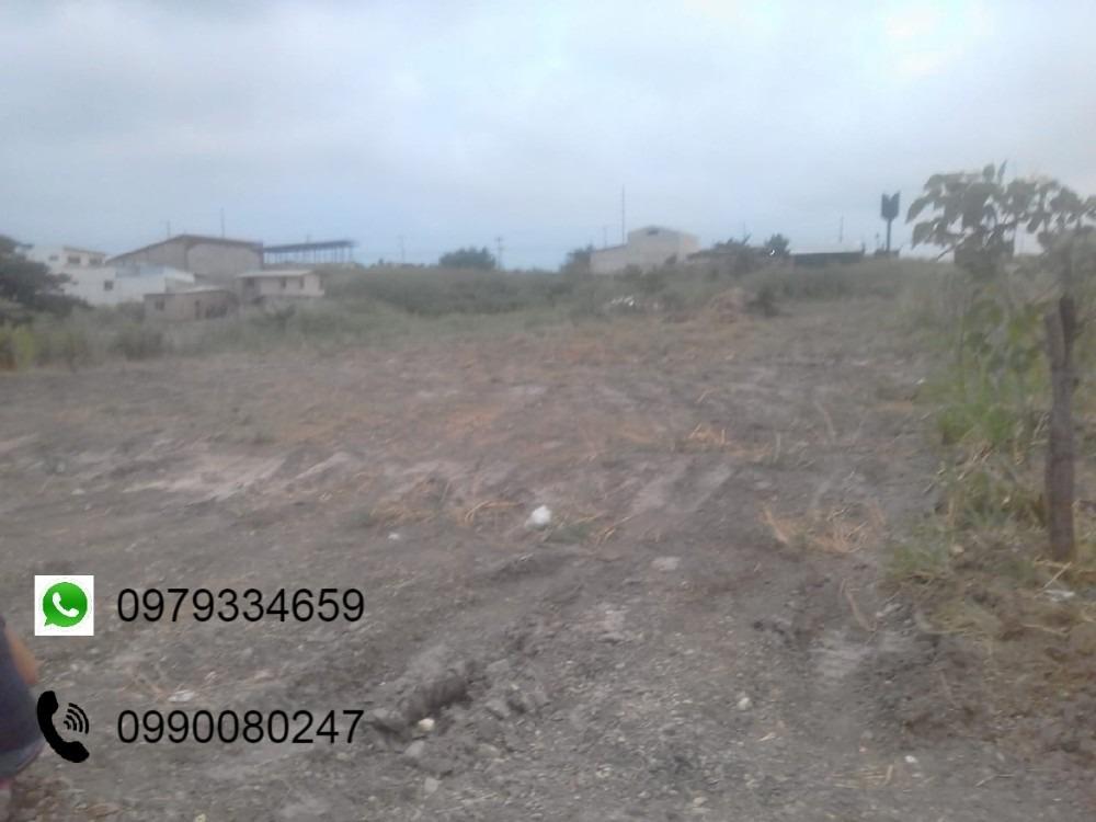 vendo 4 terrenos en pedernales manabi