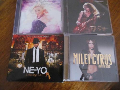 vendo  5 cd de musica originales  a  5000 cada uno